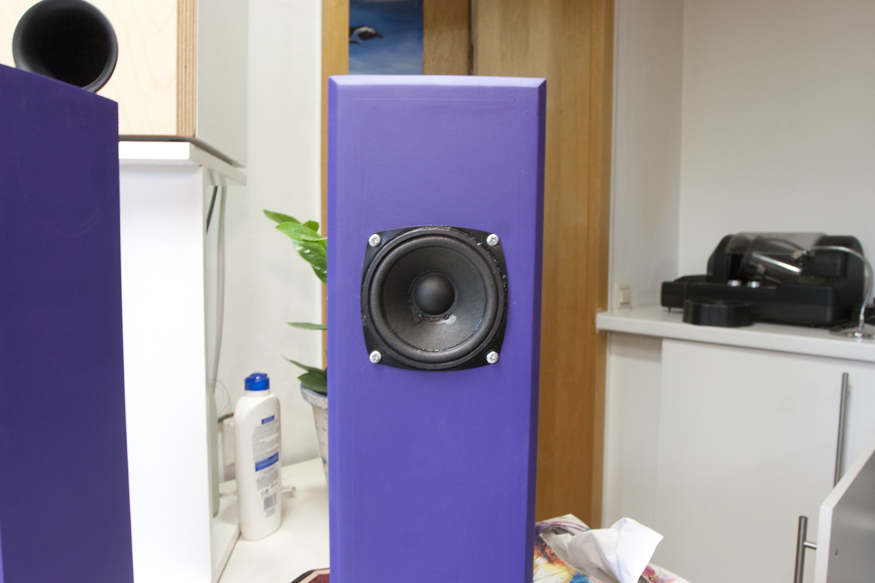 """HiFi"" on the cheaps, DIY Speakers for few euros…"